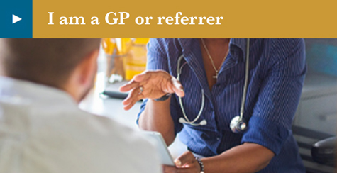 Click here if you are a GP